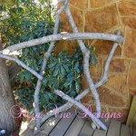 Rustic Texas Scraps-the making of a Texas Star!