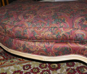 tutorial on steaming flat cushions and pillows