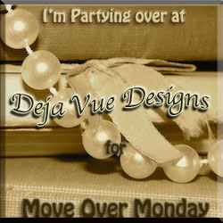 Link Party Debut! Move Over Monday!!!