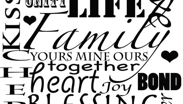 Family Printable