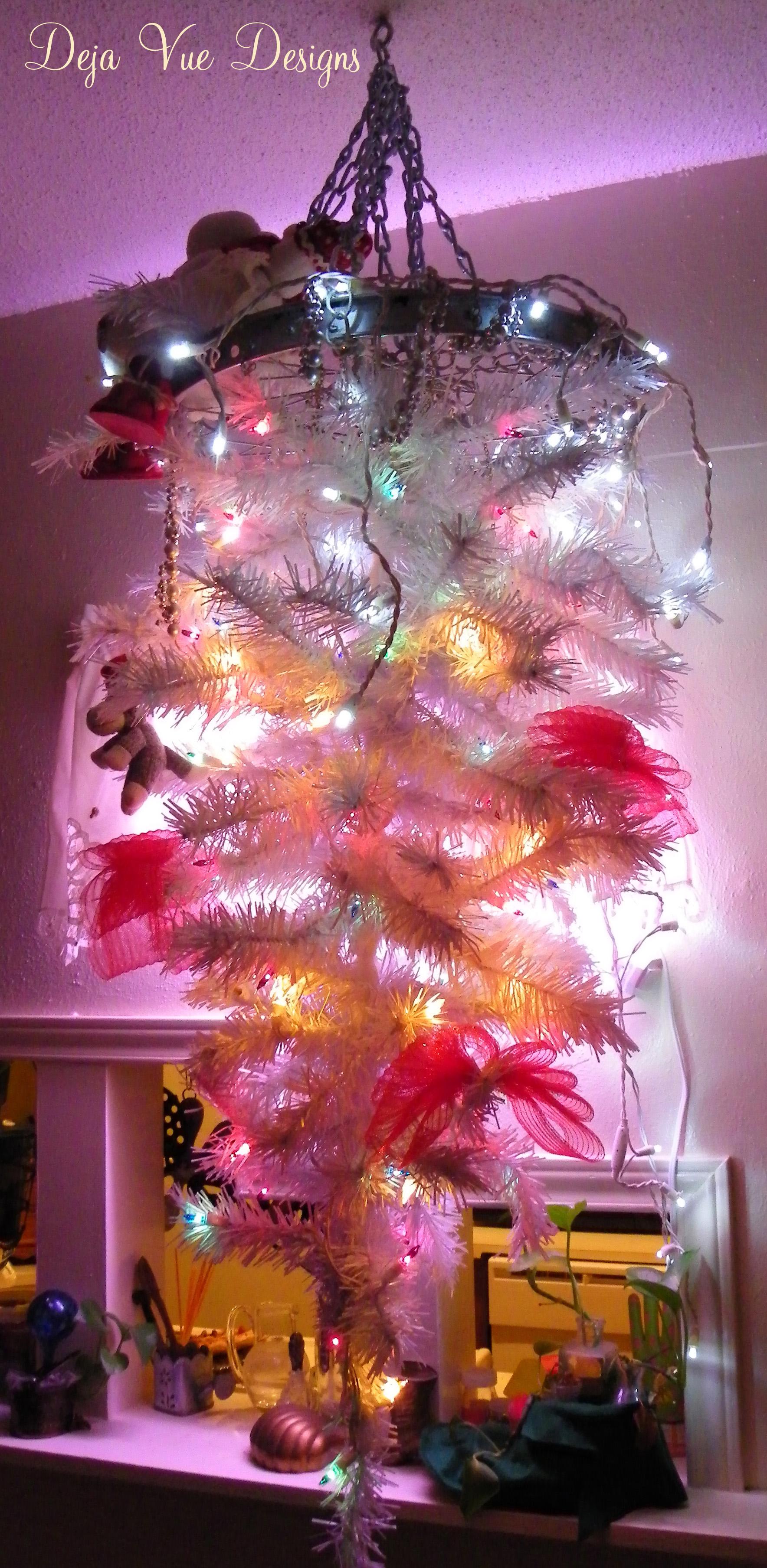 My sister's Christmas tree