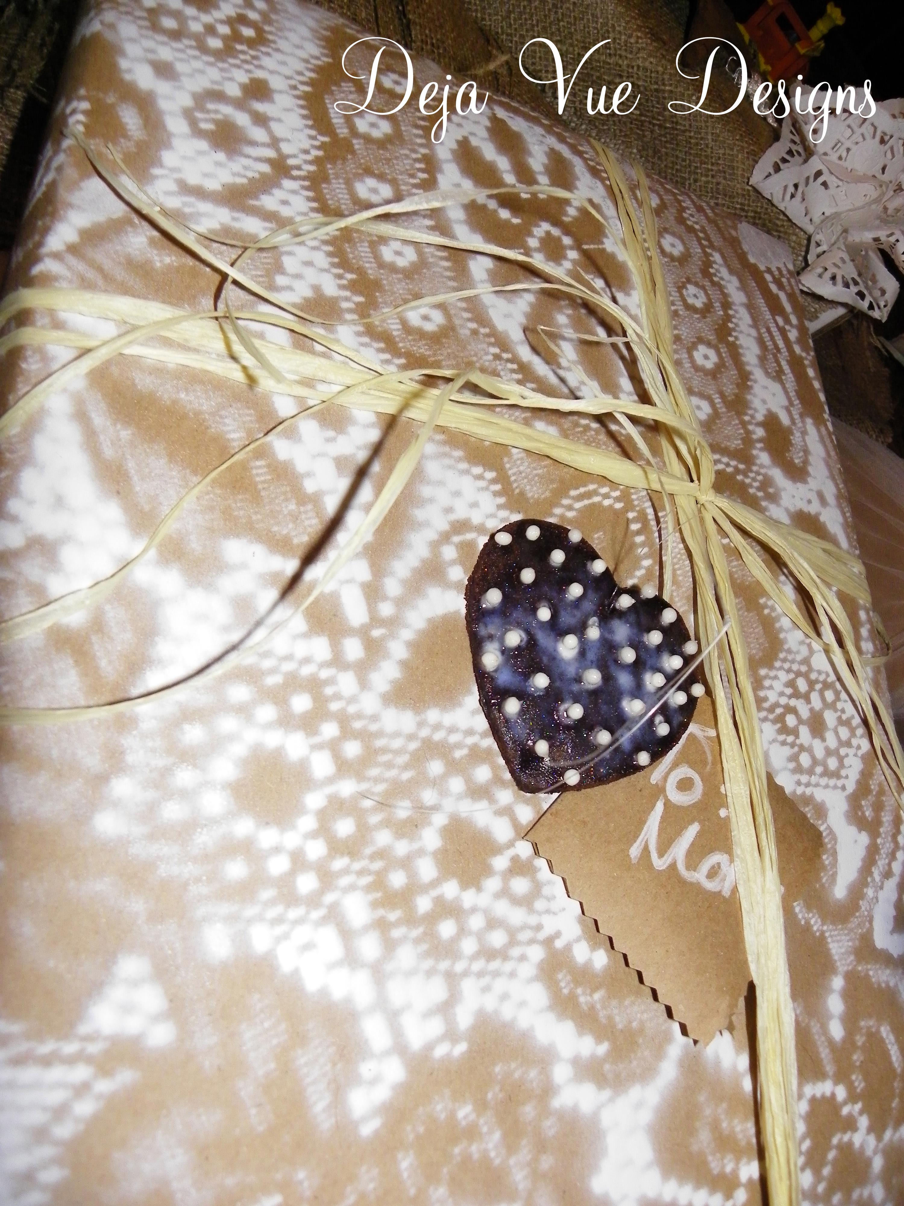 Cinnamon Gift tags