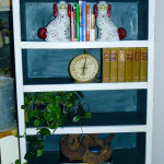 Goodwill Bookcase – Painting Finishes
