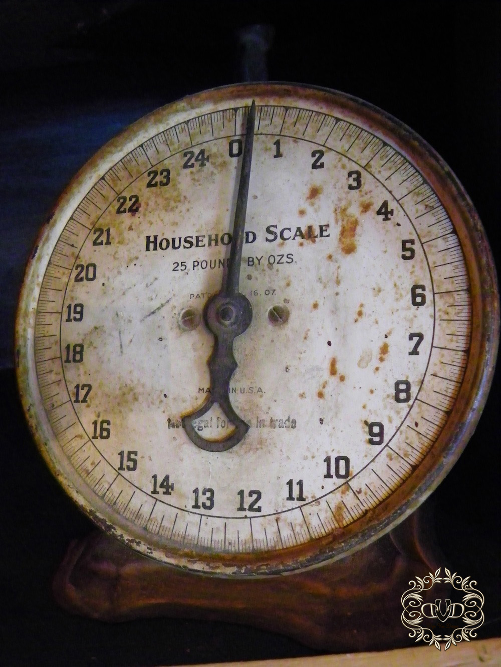 Old Rusty scale