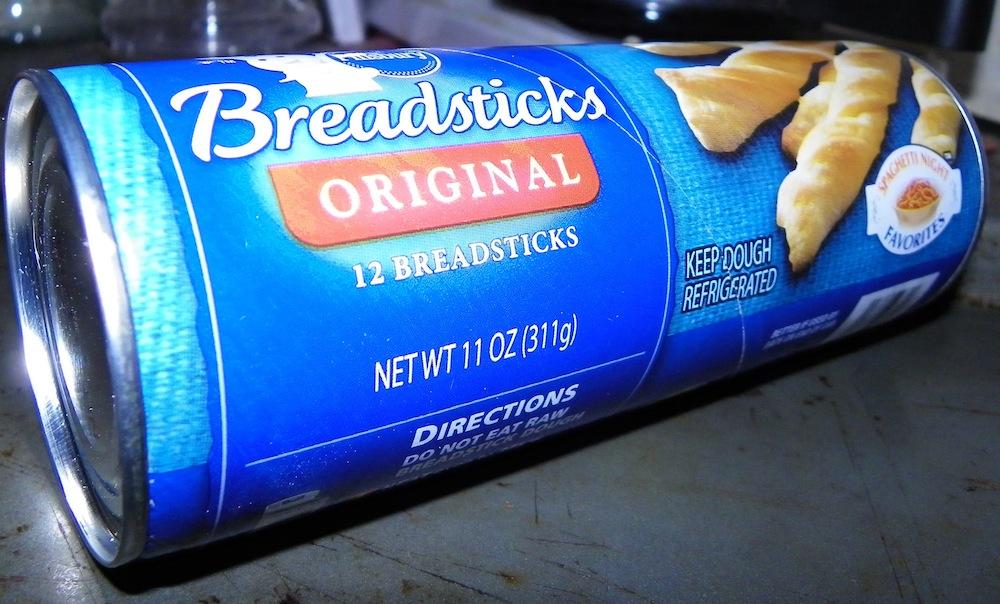 Valentines Bread Sticksa