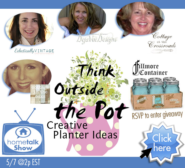 Hometalk Show Outside the Pot0105