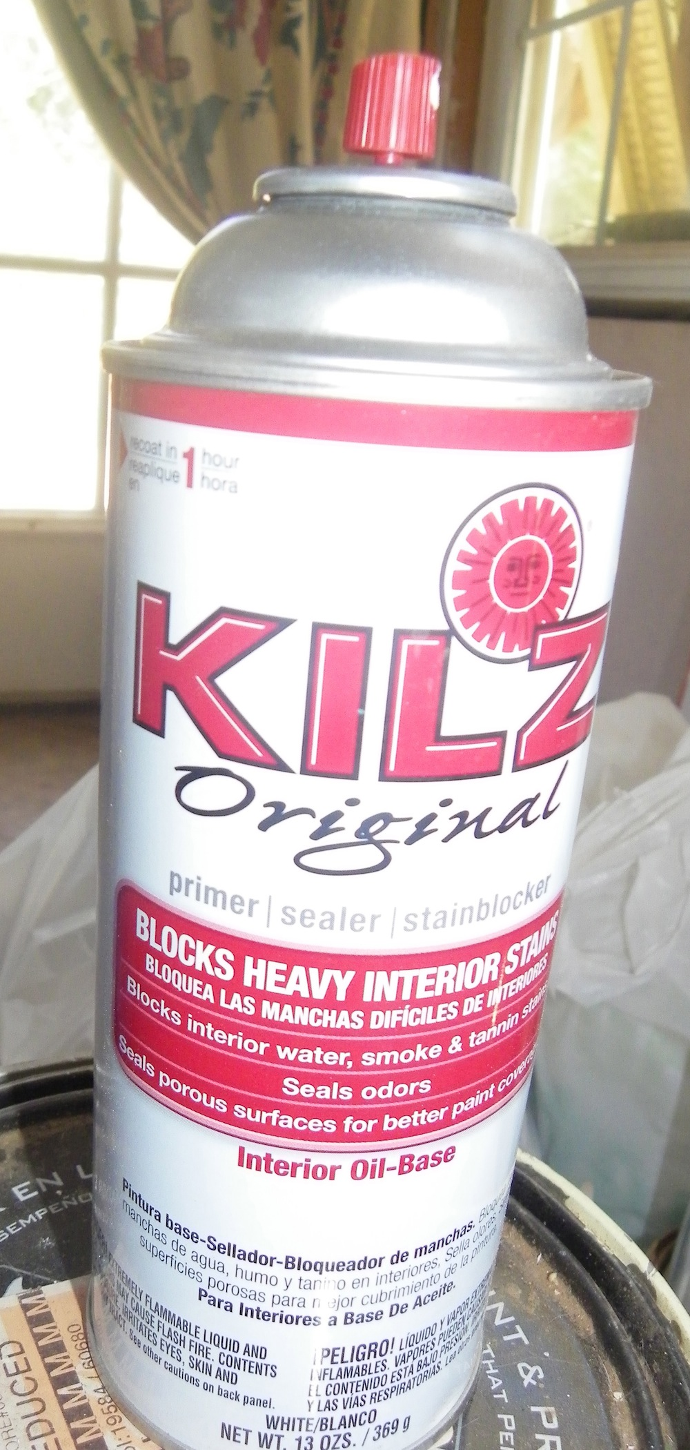 Kilz Spray Paint Primer