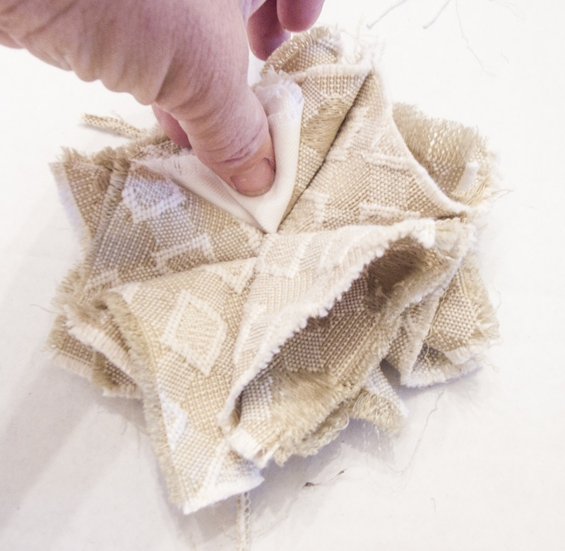 How to make Shabby Flowers