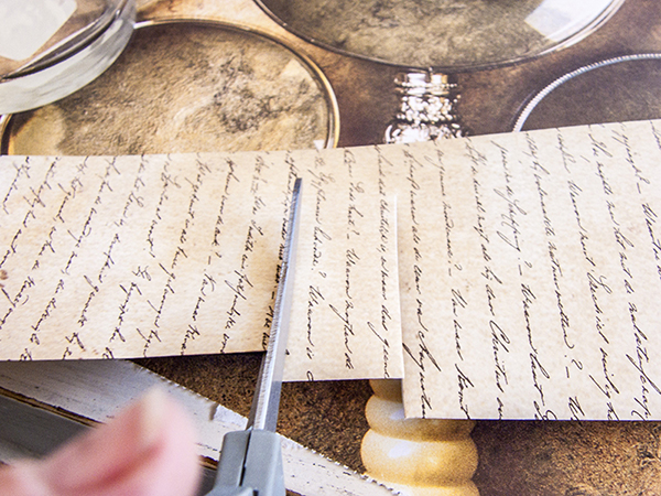 Scrapbook Paper Lumarnies