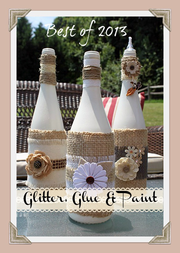 Glitter Glue and Paint