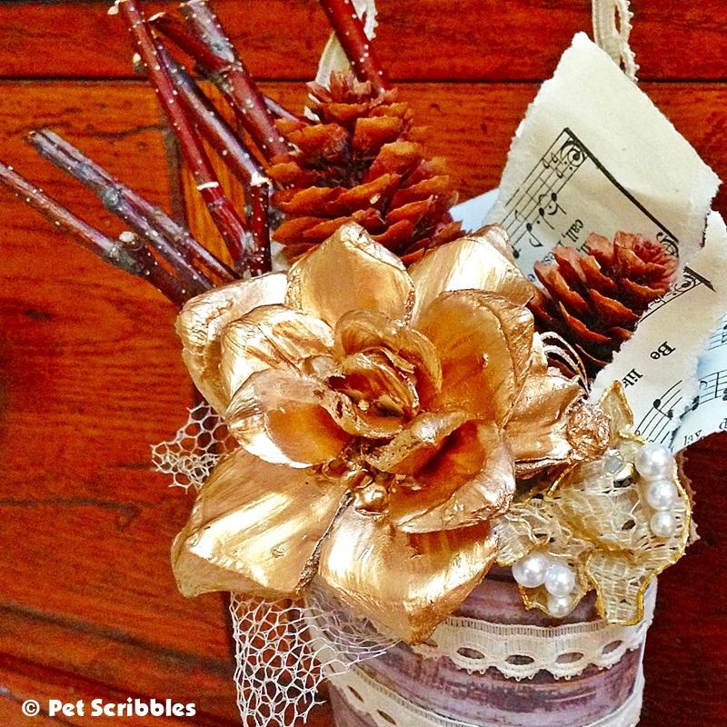 Victorian Paper Cone DIY (11)