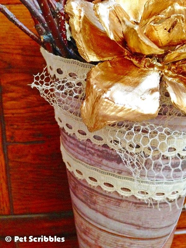 Victorian Paper Cone DIY (12)