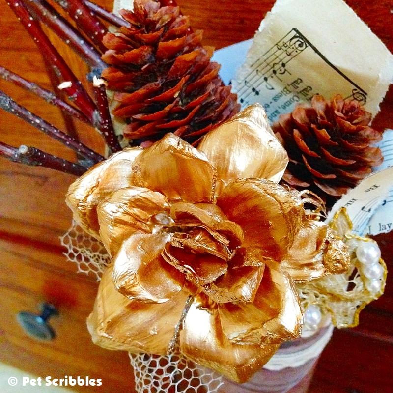 Victorian Paper Cone DIY (15)