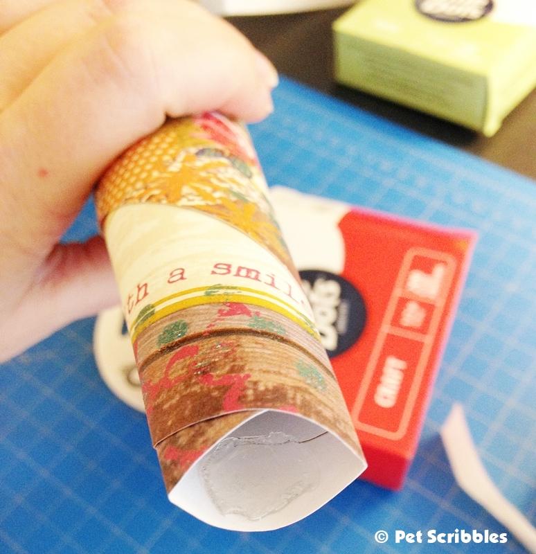 Victorian Paper Cone DIY (2)
