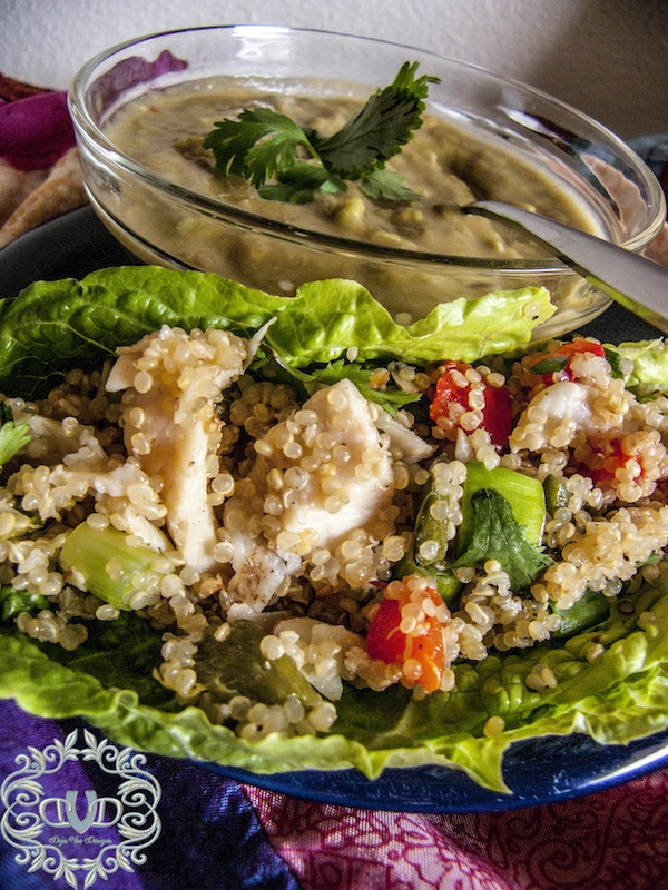 Chicken and Quinoa Salad