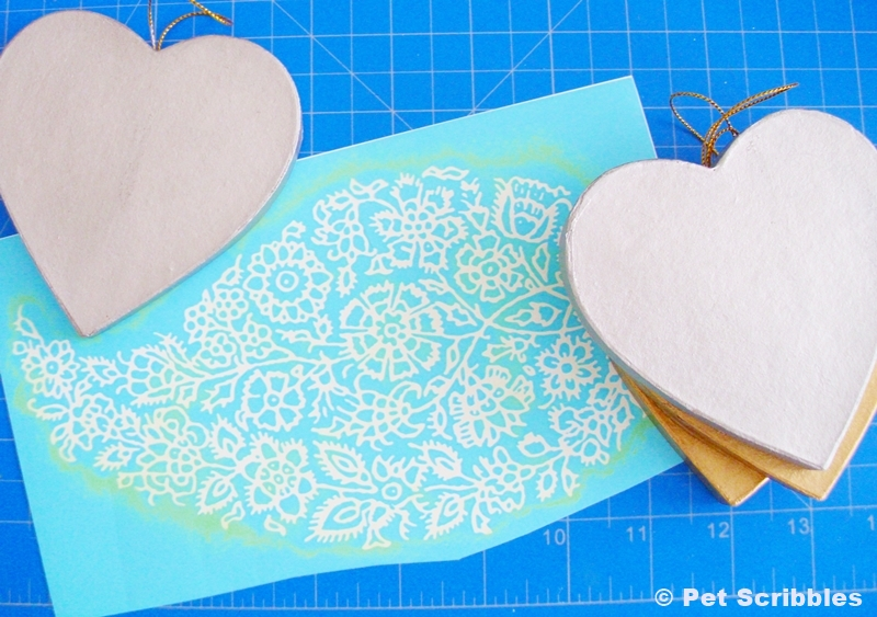 Gilded Heart Garland DIY (2)