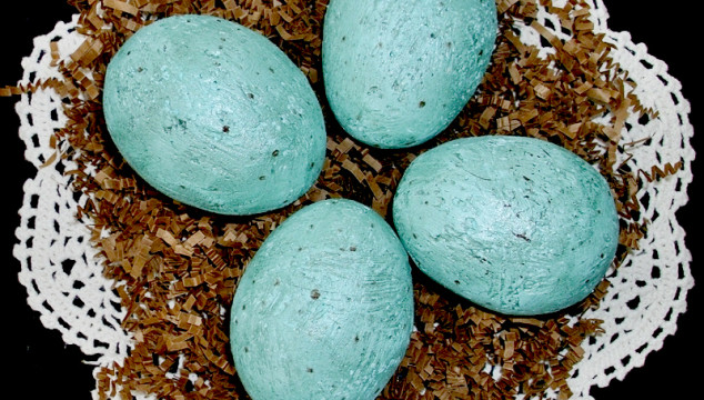 Speckled Bird Eggs