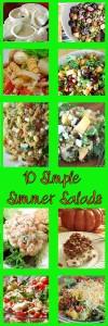 10 easy summer salads
