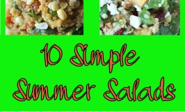 10 easy summer salads