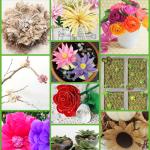 Make Faux Flowers: 10 Creative DIYs