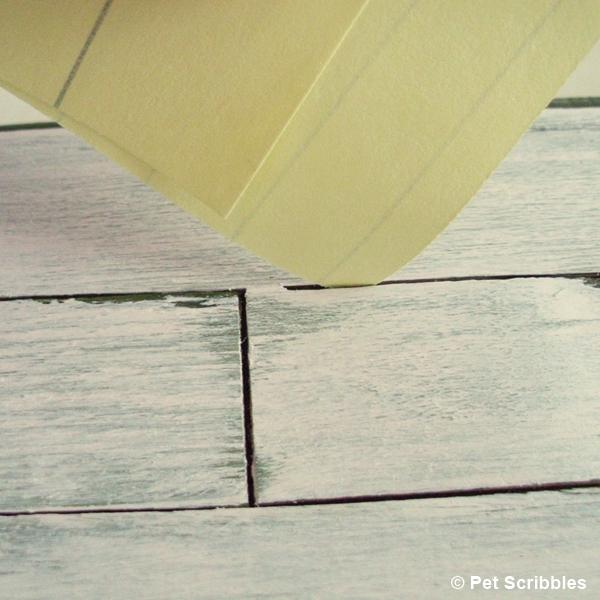 pallet art paint trick