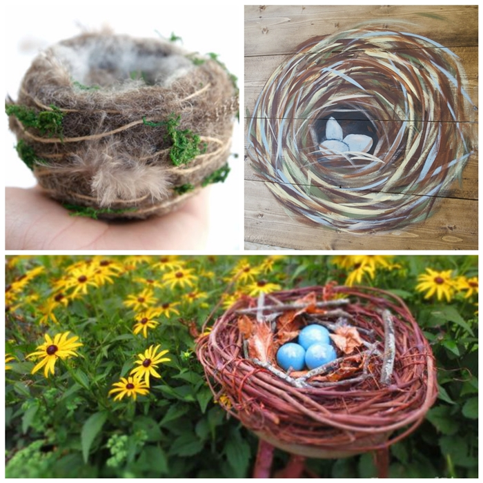 Bird Nest Tutorials