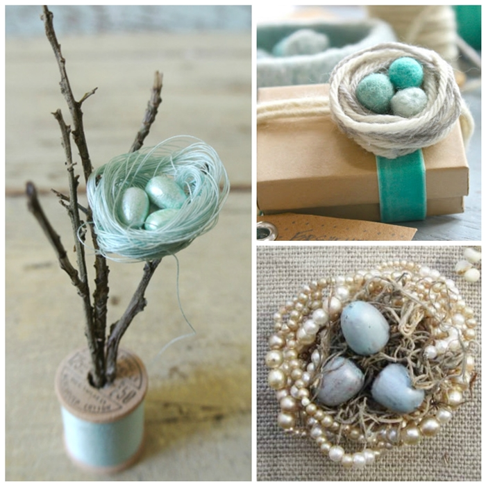 Unique Bird Nest DIYs