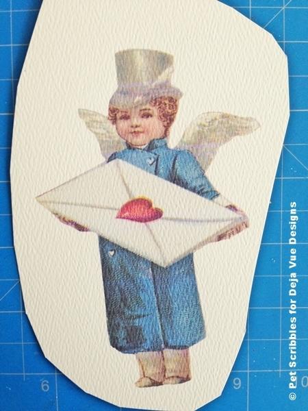 vintage Valentine image