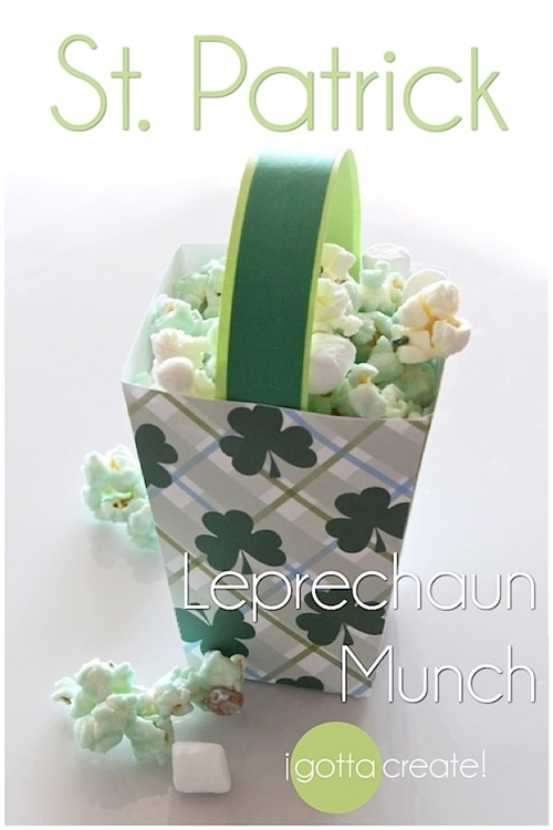 Leprechaun Munch Recipe | I Gotta Create