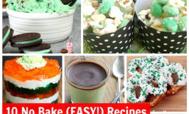 10 No Bake St. Patrick's Day Treats