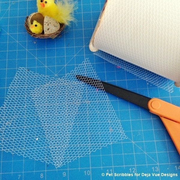 paint tiny dots with a straight pin