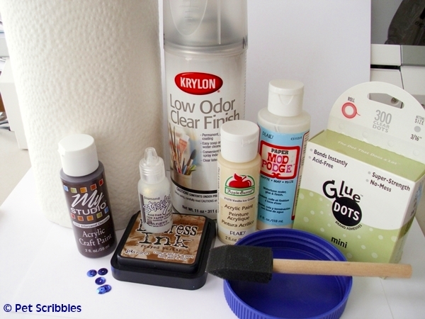 July 4th Craft - supplies needed