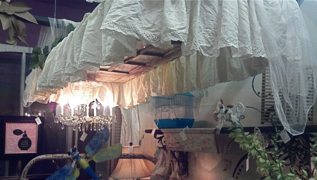 bed canopy from an old door, uses for old doors, recycled treasures