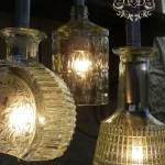 Decanter chandelier