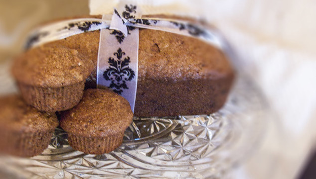 Incredible Banana nut bread and muffins