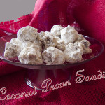 Coconut Pecan Sandies